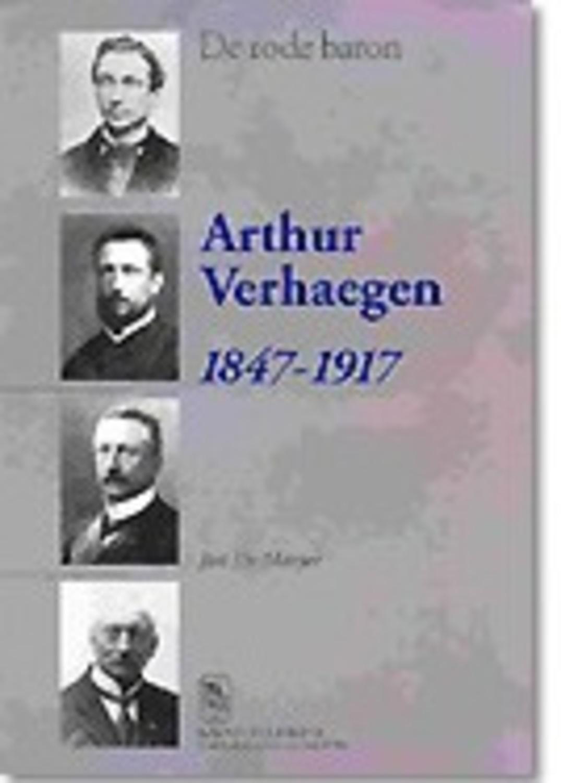 Arthur Verhaegen 1847-1917