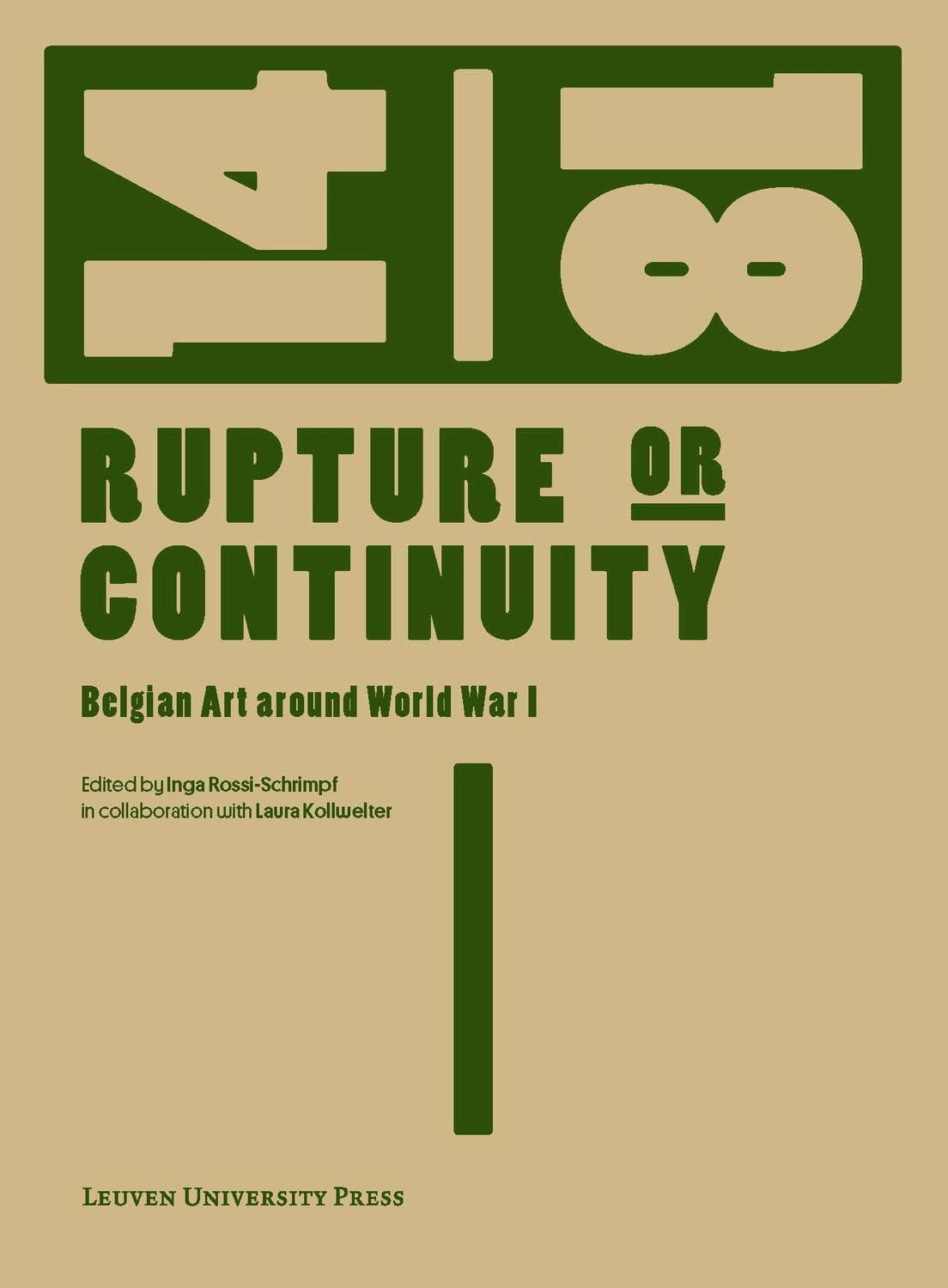 14/18 – Rupture or Continuity