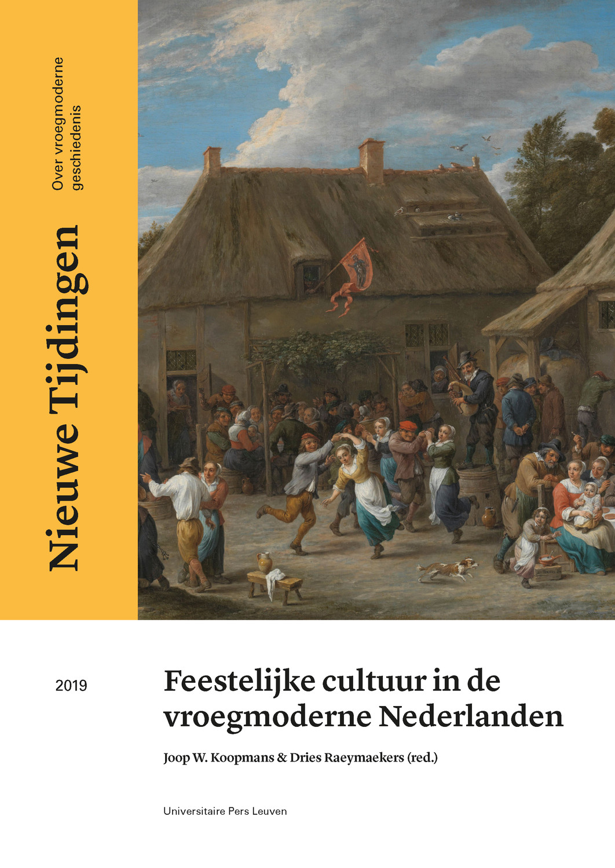 Feestelijke cultuur in de vroegmoderne Nederlanden