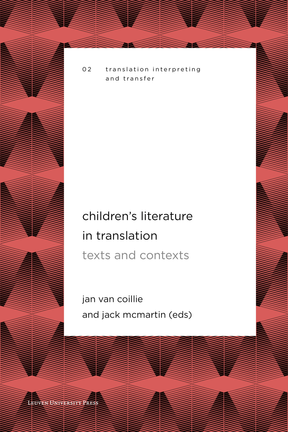 Children's Literature in Translation
