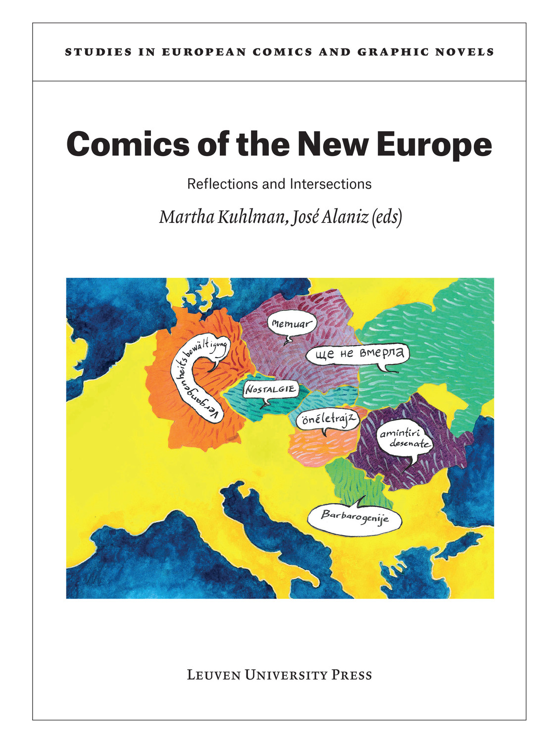 Comics of the New Europe